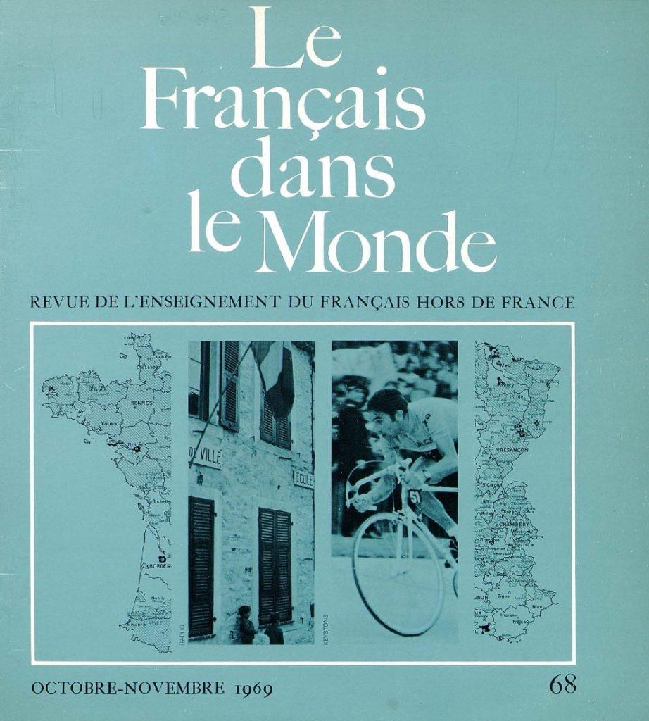 Le français dans le monde 68