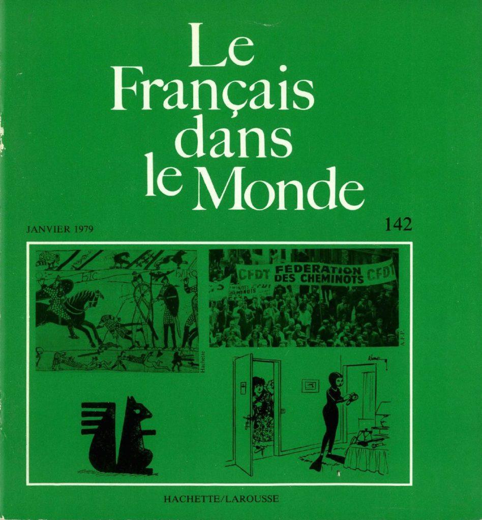 Le français dans le monde 142