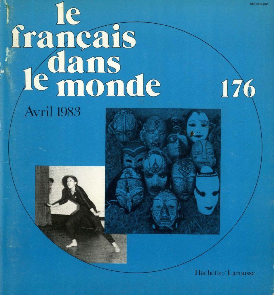 Le français dans le monde 176