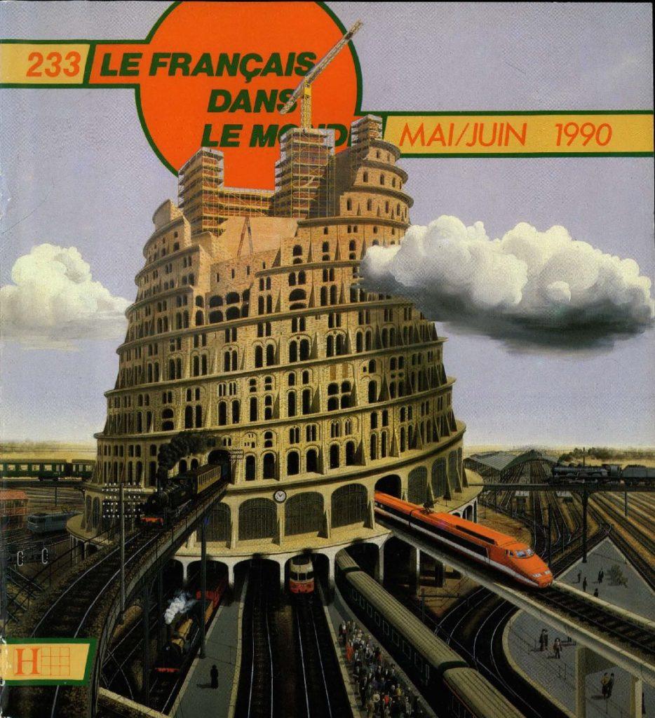Le français dans le monde 233