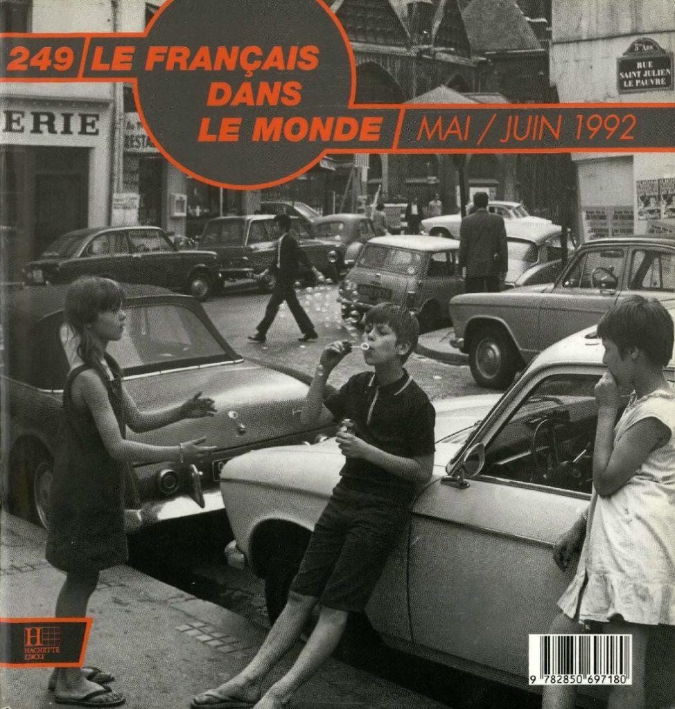Le français dans le monde 249