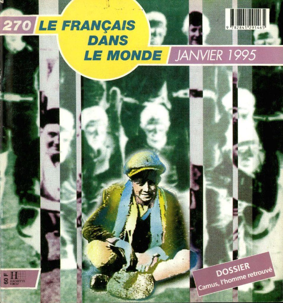 Le français dans le monde 270