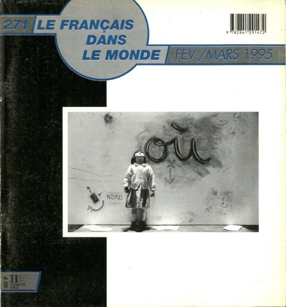 Le français dans le monde 271