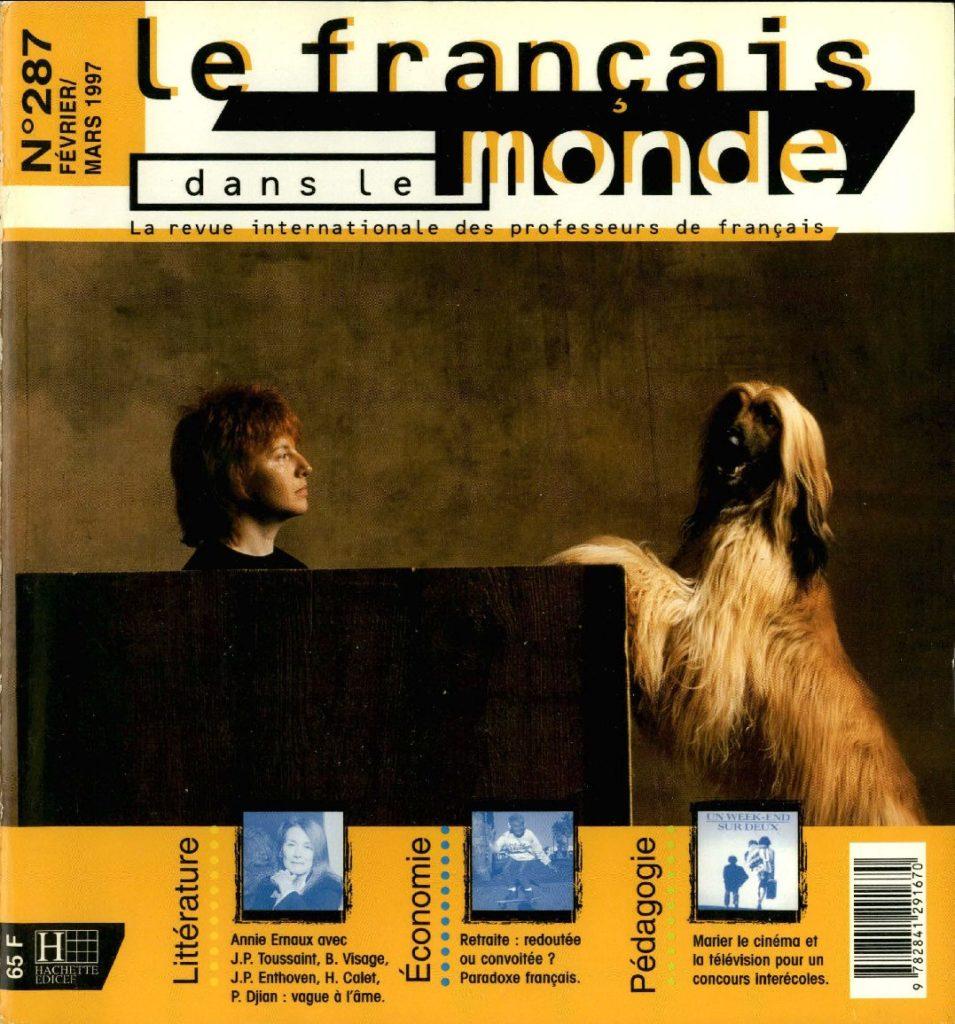 Le français dans le monde 287