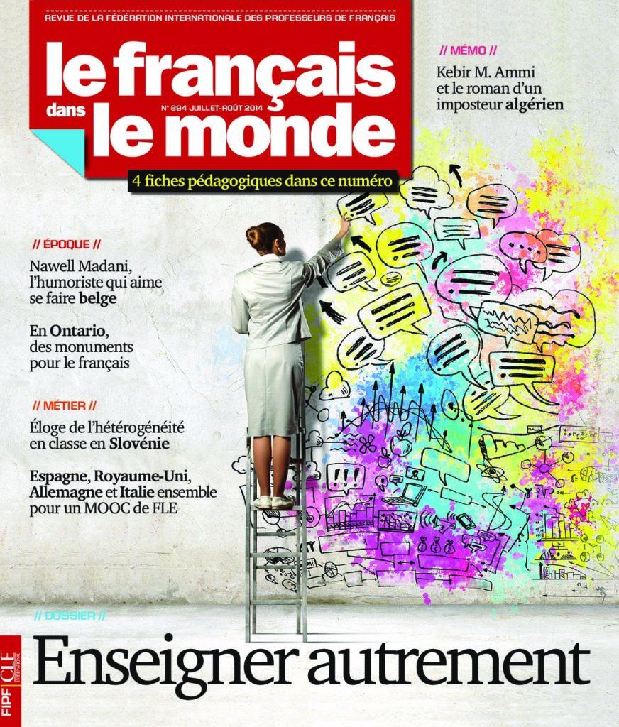 Le français dans le monde 394