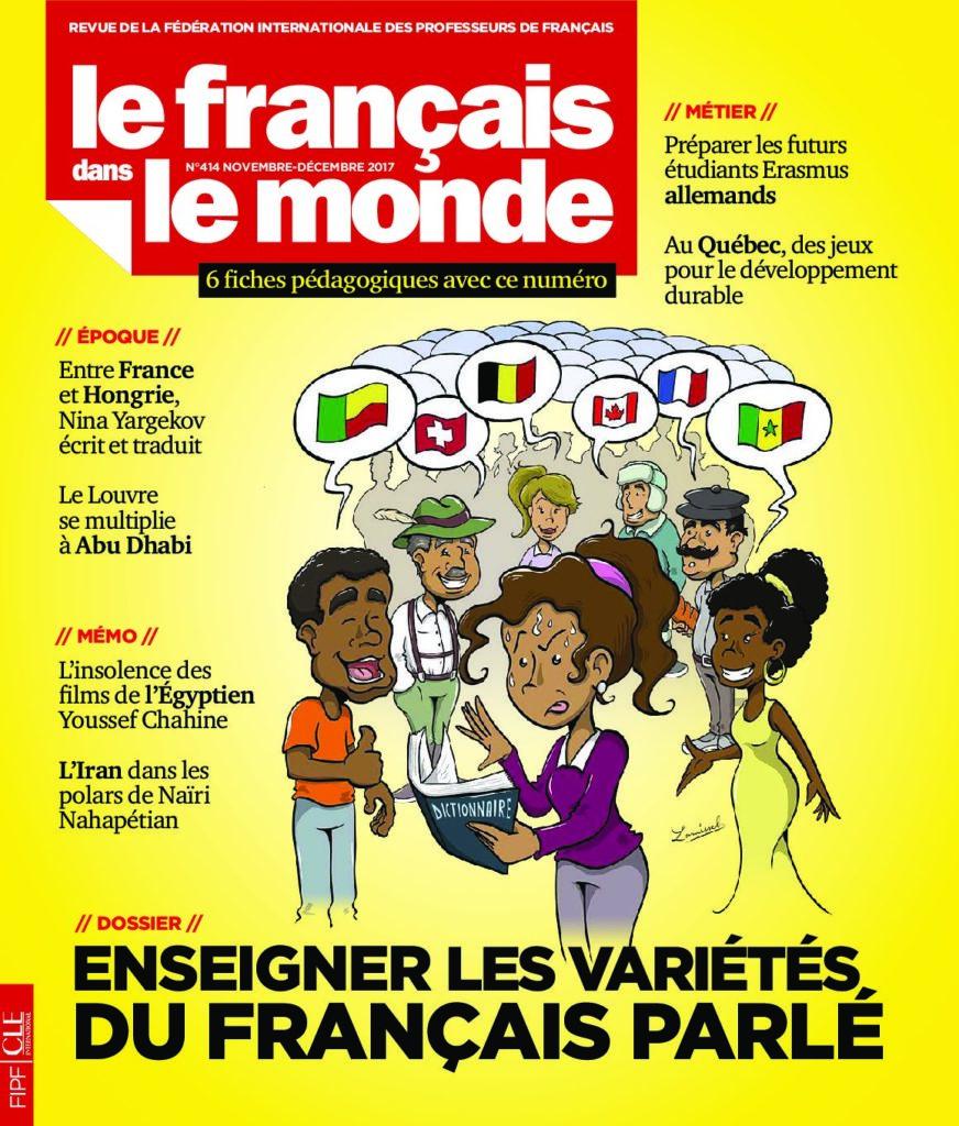 Le français dans le monde 414