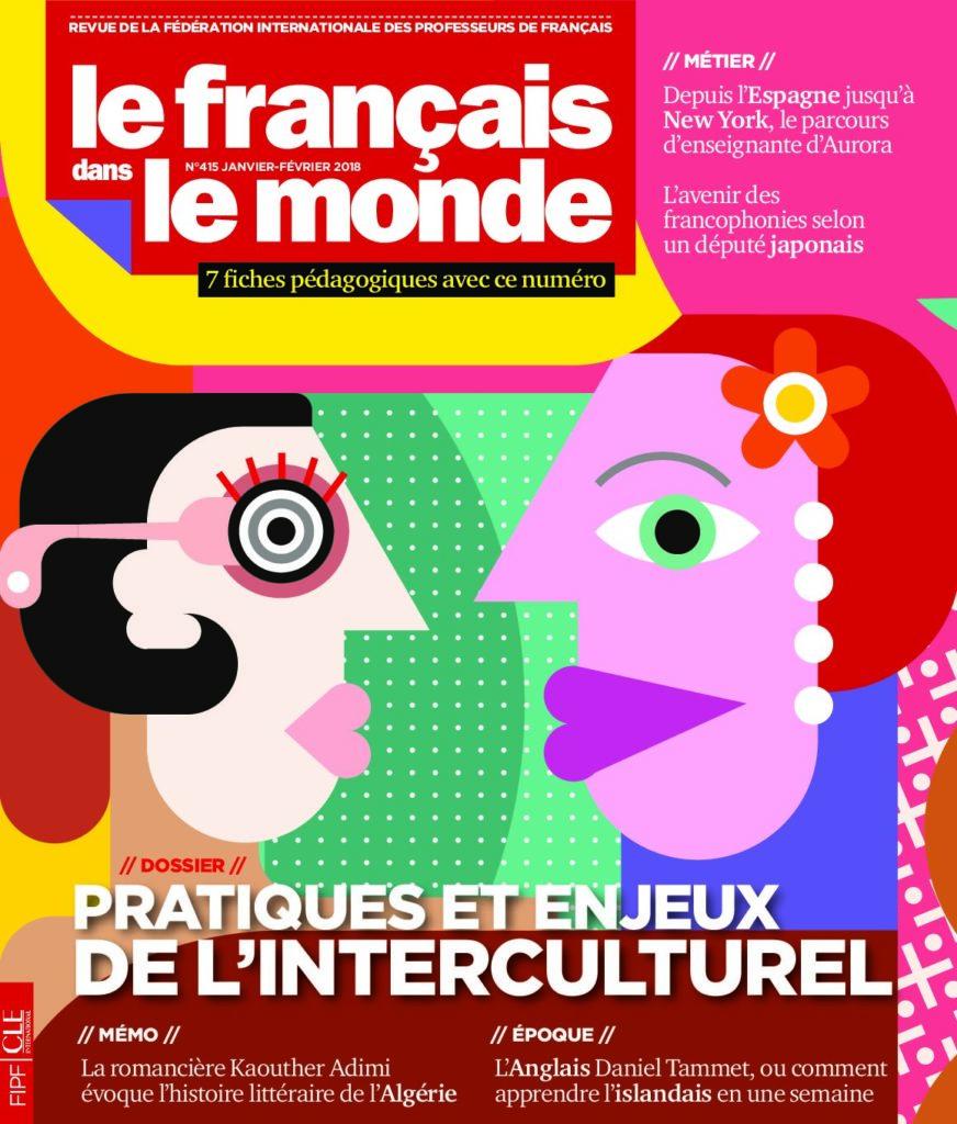 Le français dans le monde 415